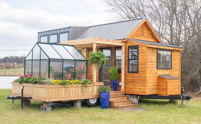The birth of the tiny house movement in Bristol