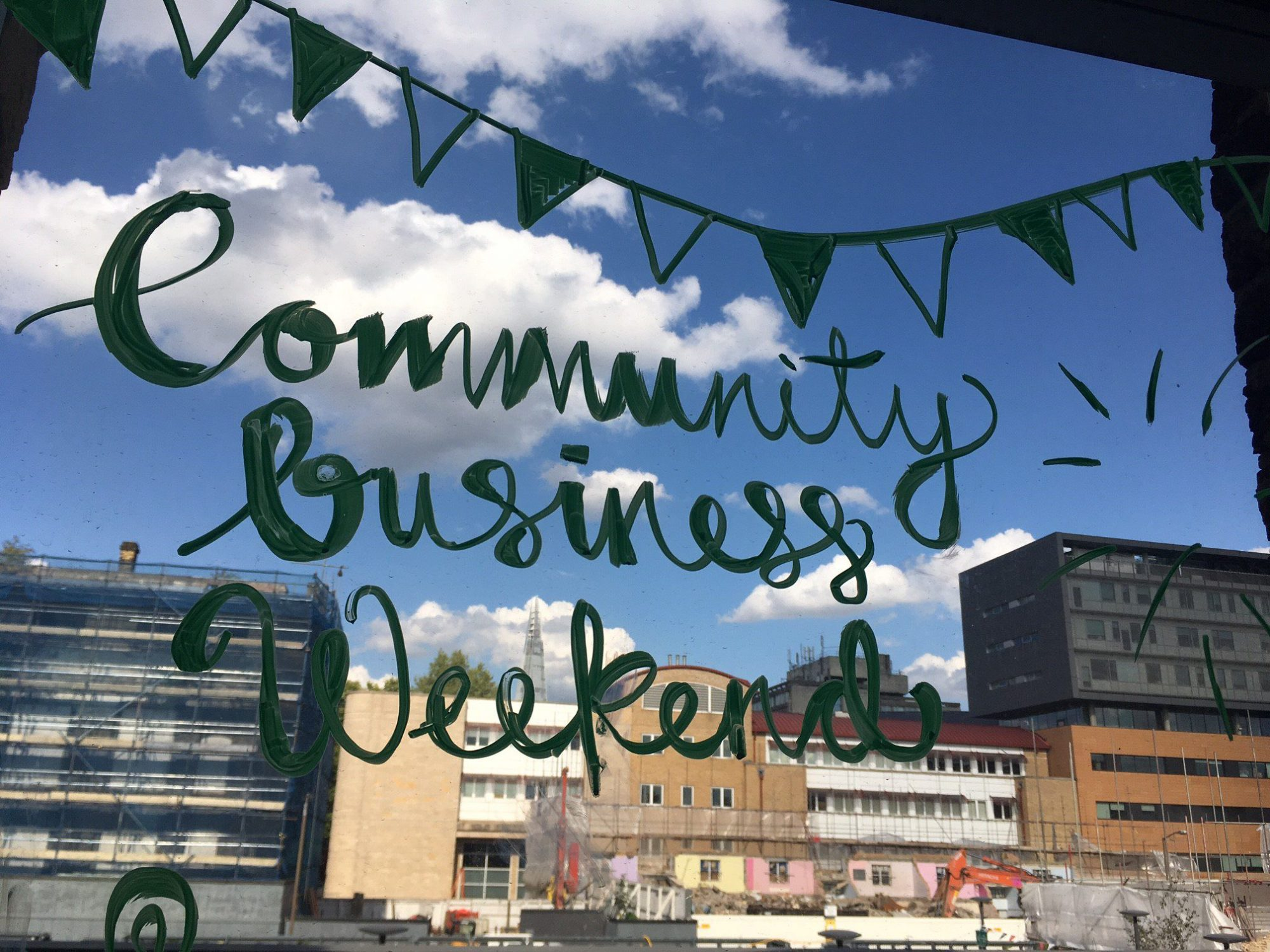 Community Business Weekend returns to champion the power of local people