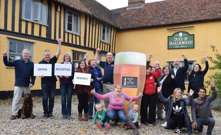 £650,000 boost for community-run pubs
