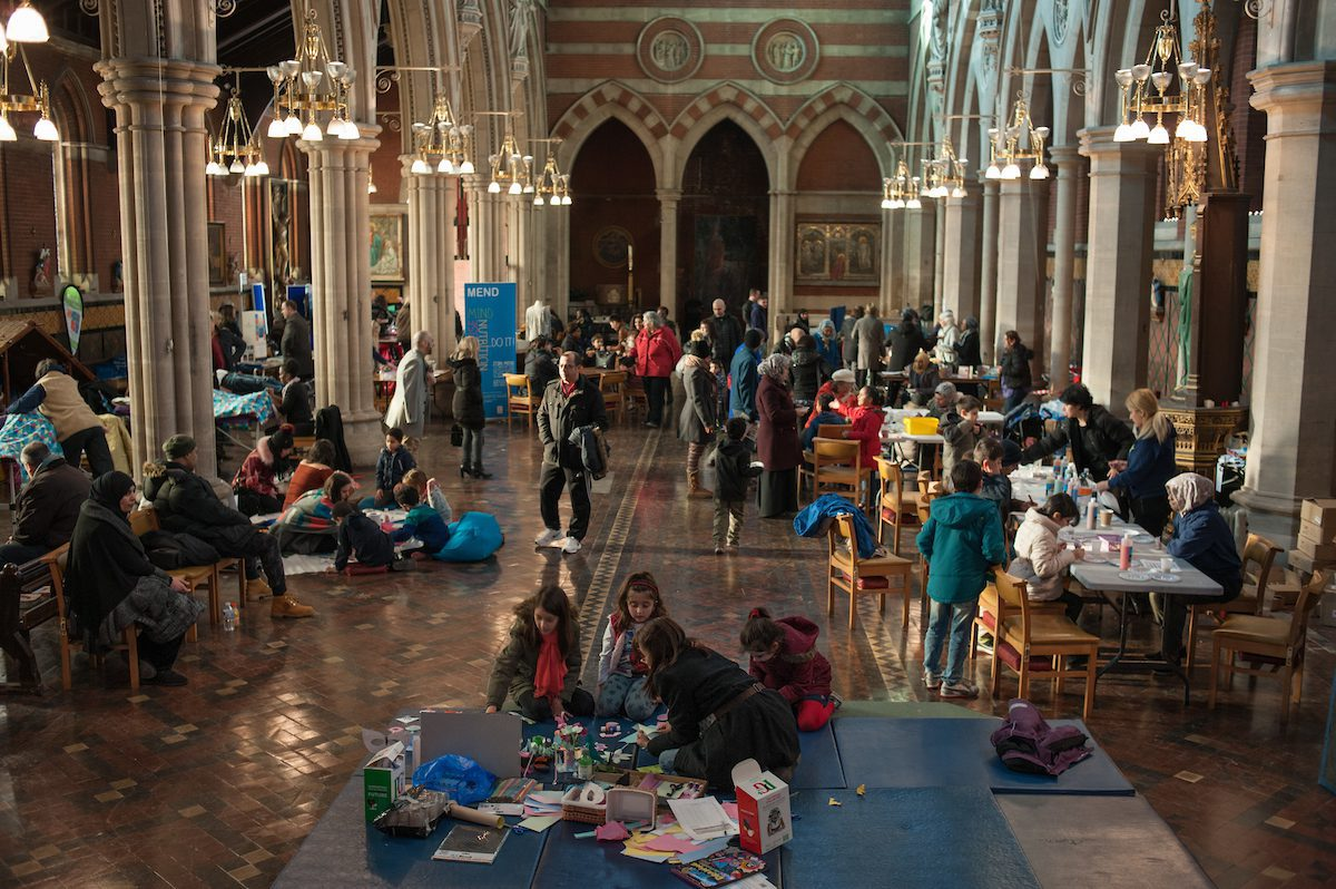 Community business: the future of the Church of England?