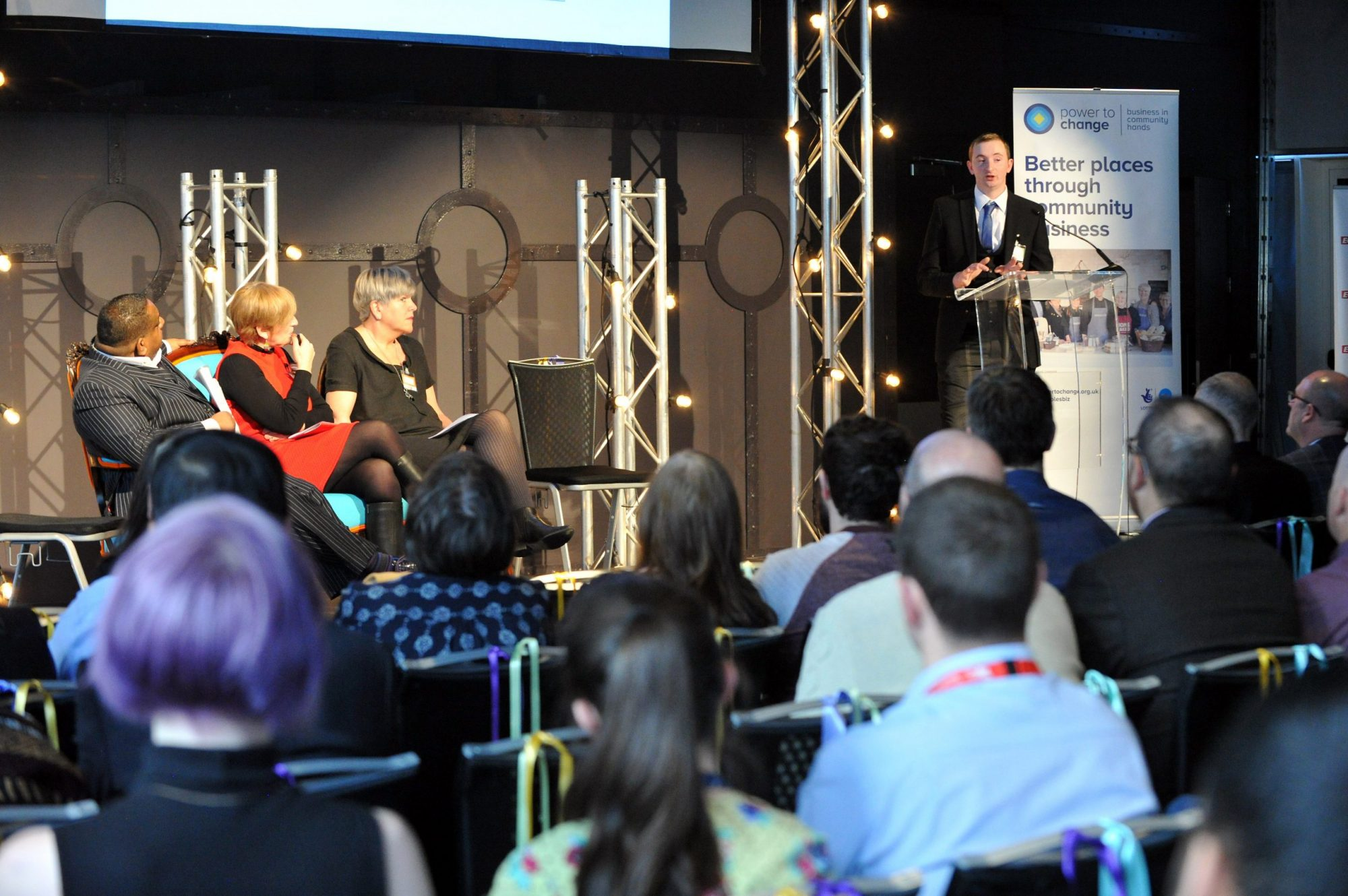 The M&S Community Business Challenge kicks off in Liverpool