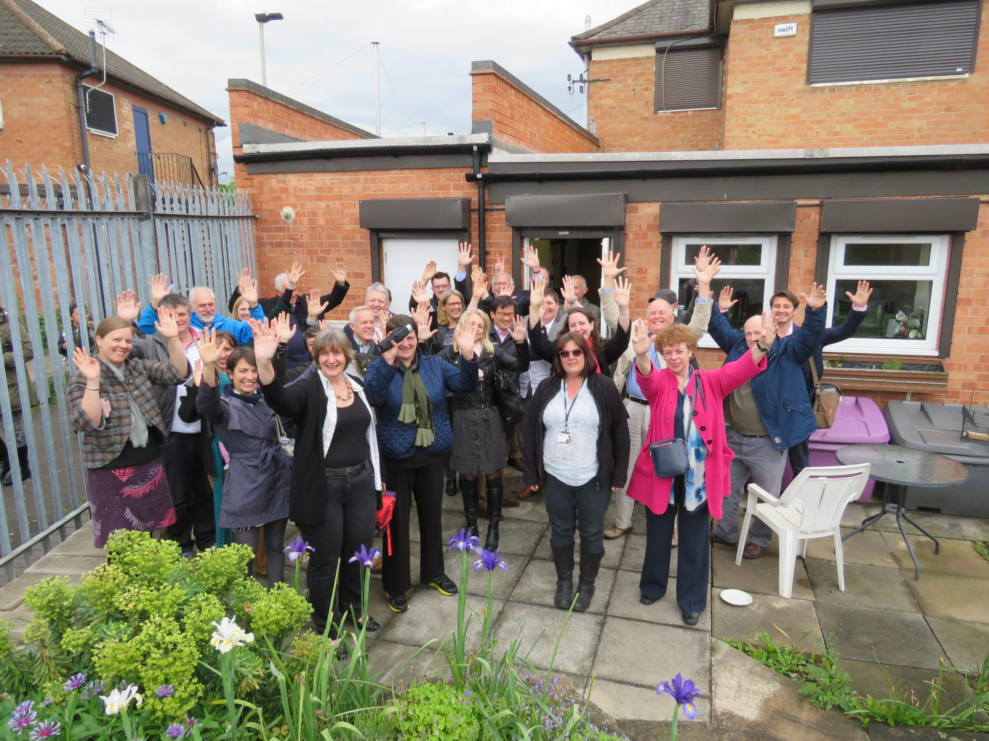 Community as remedy: How B Inspired tackles health and social care