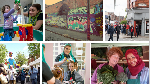 Growth, sustainability and purpose in the community business market in the Liverpool City Region