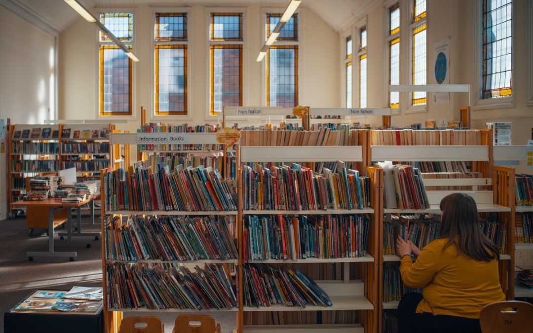 Life after council cuts: Inside England's community run libraries