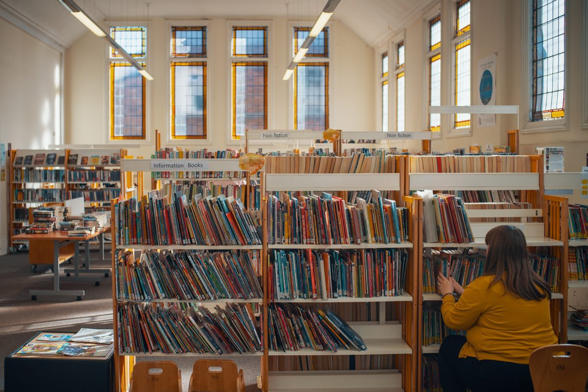 Life after council cuts: Inside England's community run libraries, the Community Business Fix Podcast meets the people who have saved their libraries from closure