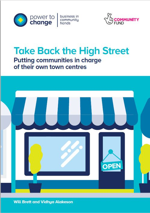 Cut the number of empty shops by putting communities in control of high streets – new report