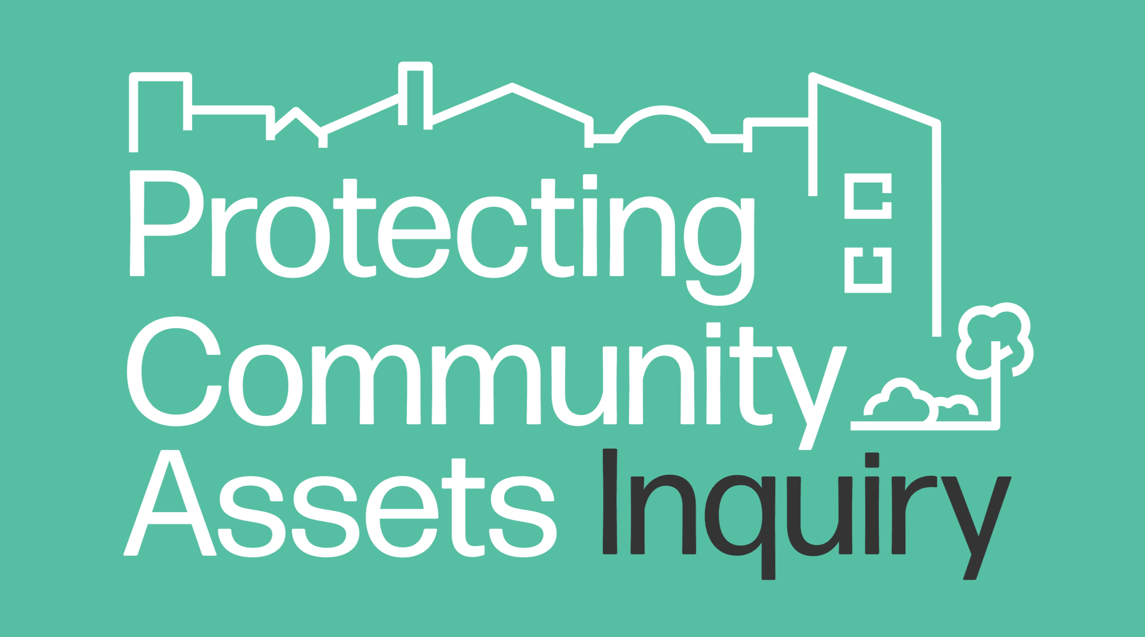 Inquiry seeks to protect a potential 1,300 community assets at risk of falling out of community hands