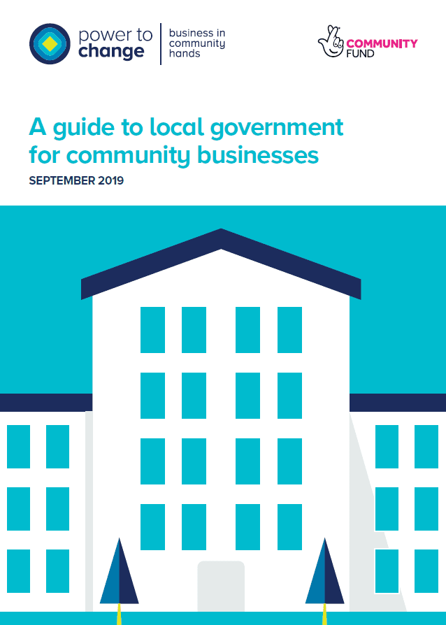 Working with local government – a guide for community businesses