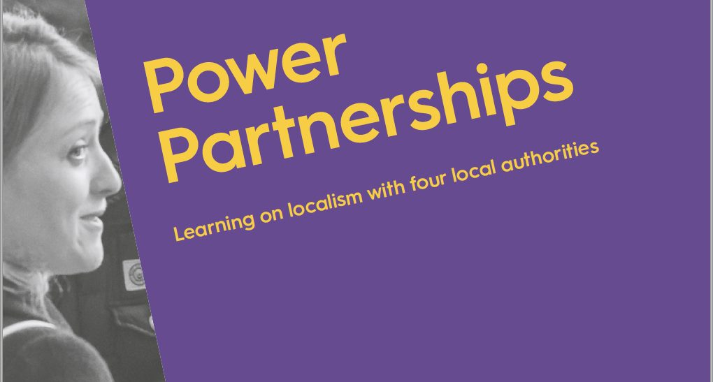 New report reveals how local authorities can strengthen localism to unlock the power of community partnership
