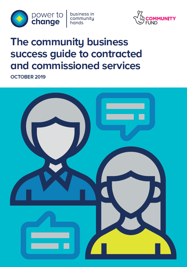 The community business success guide to contracted and commissioned services