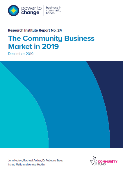 The Community Business Market in 2019