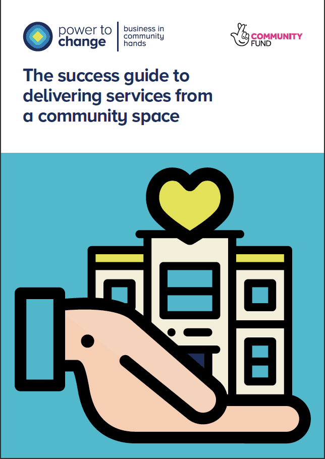 The community business success guide to delivering services from a community space