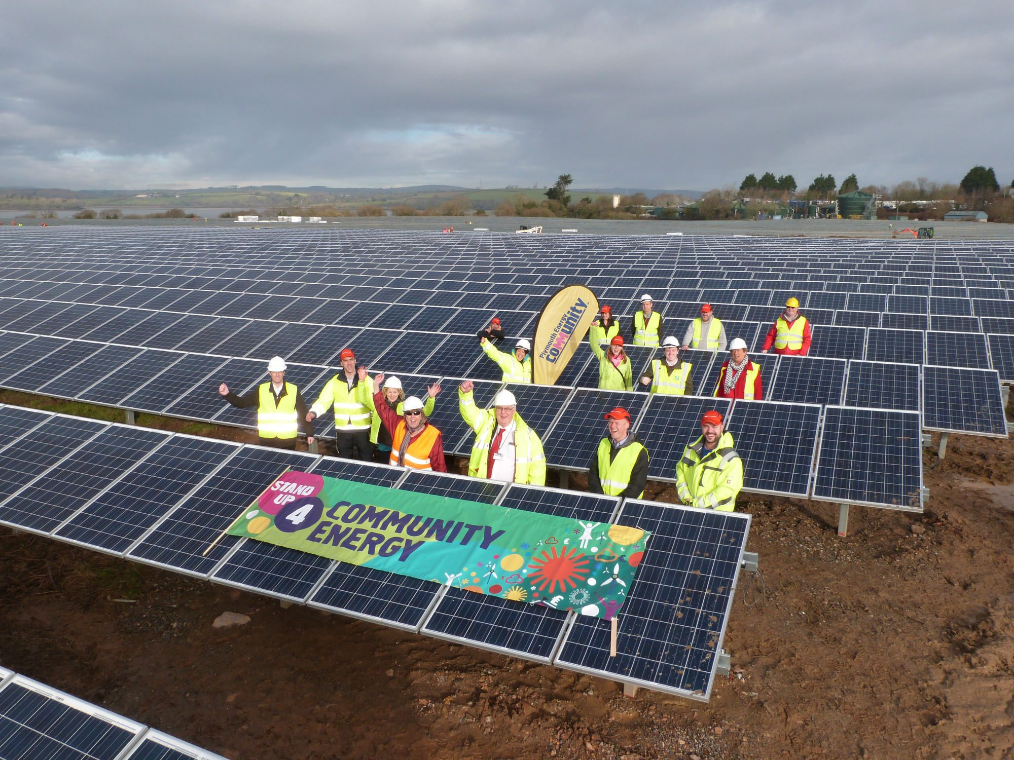 Community groups with bright ideas for energy innovation to benefit from new peer support