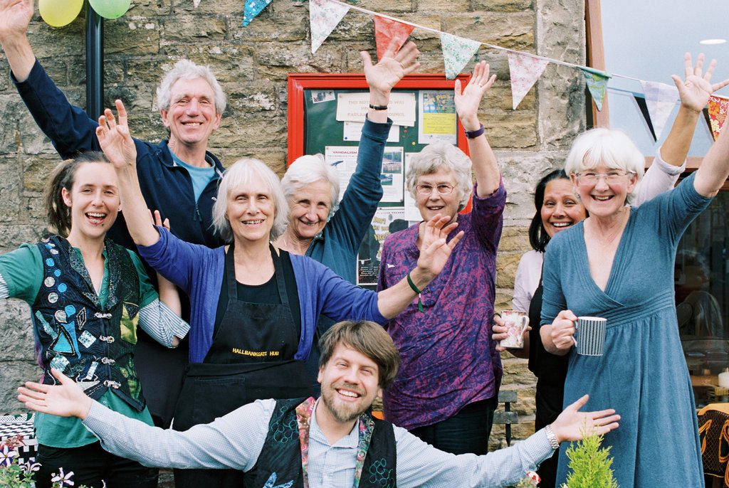 Funding available for research on volunteering in the community business sector