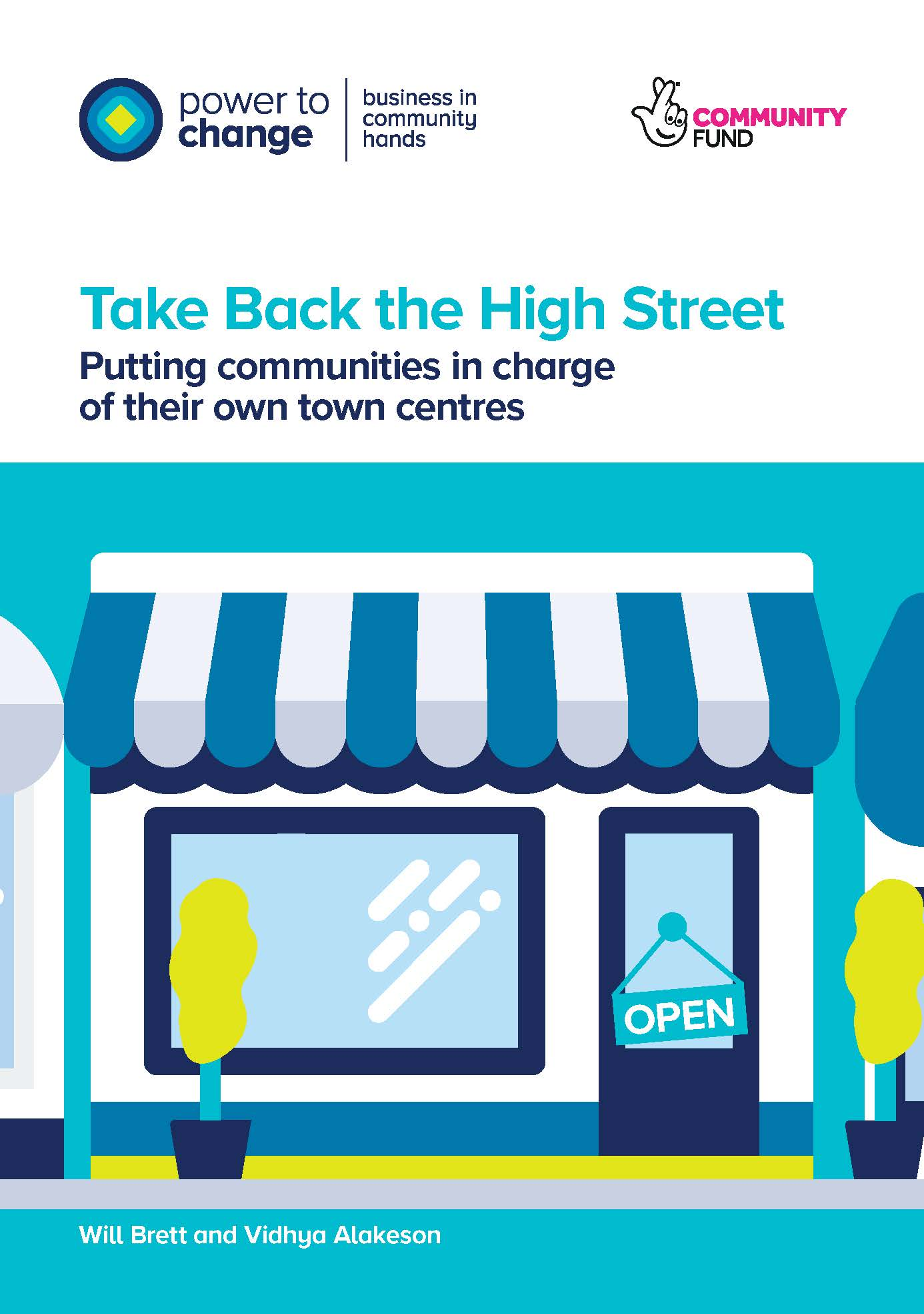 Take Back the High Street: Putting communities in charge of their own town centres