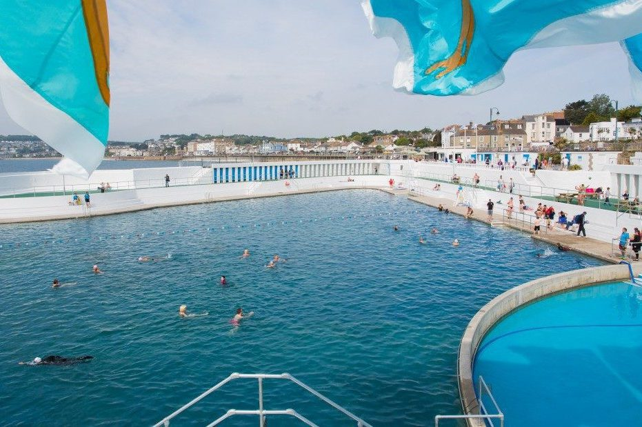 Then One Day: Storms, community shares and the lido that keeps surviving