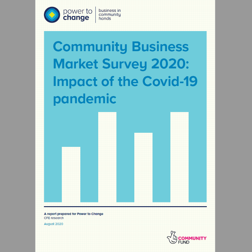 Impact of the Covid-19 pandemic: Community Business Market survey 2020