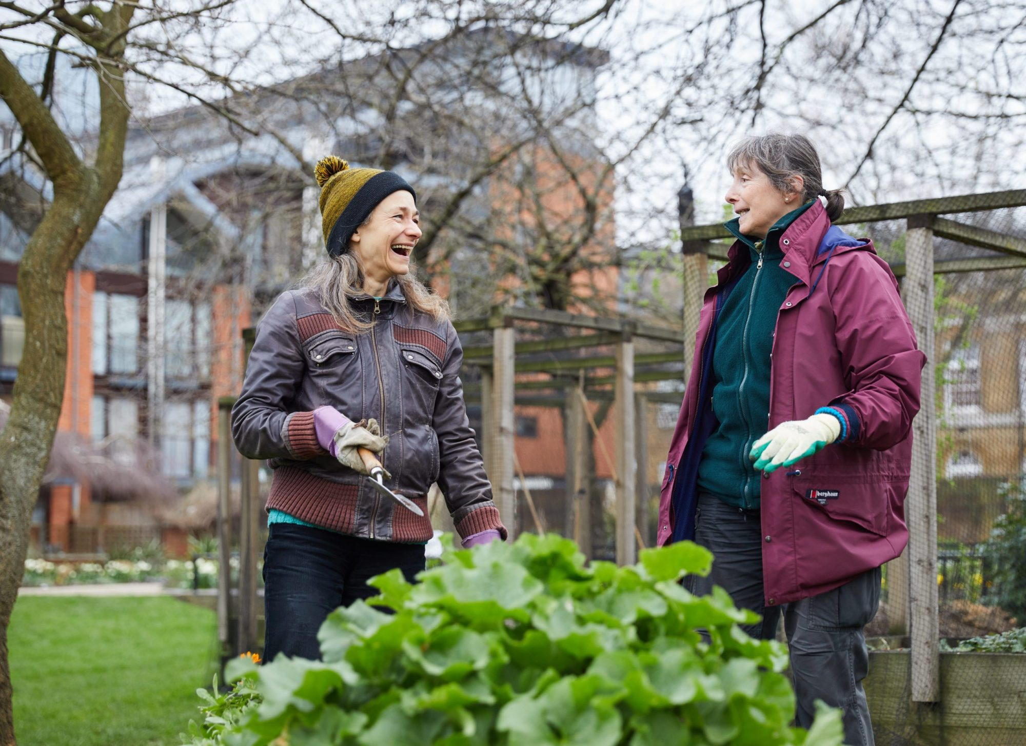 Getting to grips with community climate action