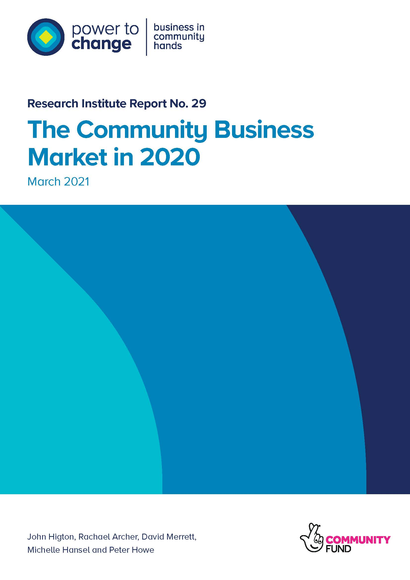 The Community Business Market in 2020